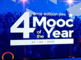 Le MOOC Adresse nominé aux MOOC of the year